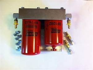 Cummins 2 Micron Fuel Filter And Water Separator Kit Dodge