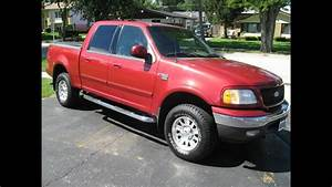 2002 Ford F-150 Xlt Supercrew 4x4  For Sale On Ebay