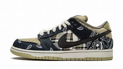 Travis Scott Sb Dunk Nike Low Away