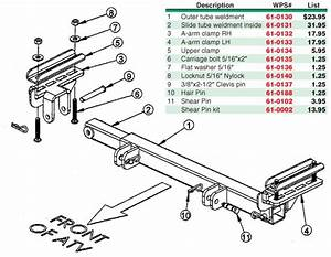 Wiring Diagram Database  Cycle Country Plow Parts Diagram