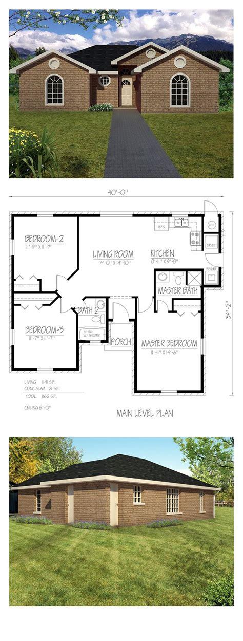 southwest house plans southwest house plan 71921 total living area 1141 sq