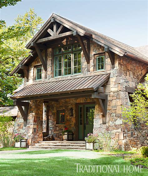 home design elements lakeside home in colors traditional home