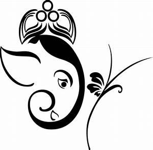 Ganpati bappa morya logo png pictures free download