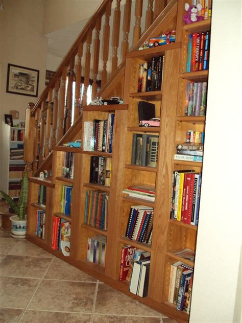 the stairs bookcase bookcase under the stairs by jerry lumberjockscom under stairs bookcase noir vilaine