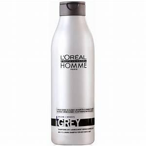 L39Oral Homme Grey Anti Yellowing Shampoo 250 Ml U