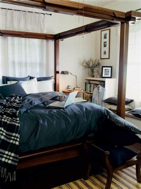 schlafzimmer inspiration speziell fuer maenner