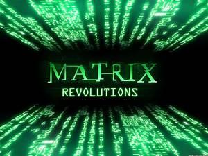 Matrix Revolution Quotes. QuotesGram