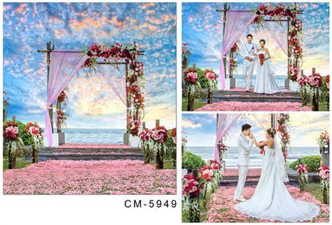 xm  wedding  photography vinyl backdrop