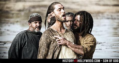 Son Of God Movie Vs Bible