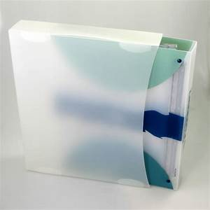 triple q boxed binders With document protector sleeves