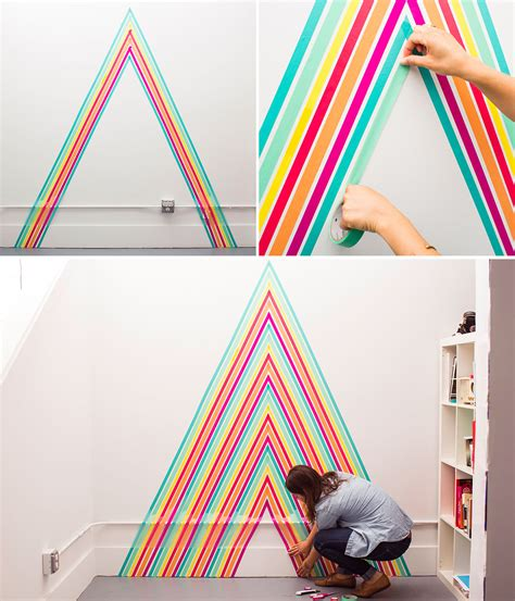 Bedroom Wall Decor Ideas Diy by 6 Extremely Easy And Cheap Diy Wall Decor Ideas Part 4