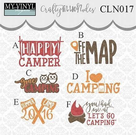 I've put together a collection of my favorite svg images, designers using svg files as cut images for cricut & silhouette. Image result for Free Camping SVG Files for Cricut ...