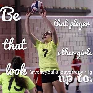 Volleyball quotes | Volleyball | Pinterest | Volleyball ...
