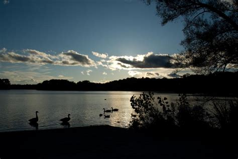Spy Pond at Sunset Arlington, MA, USA Pentax User Photo Gallery