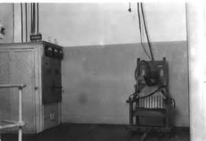 Ted Bundy Electric Chair by Ted Bundy Electric Chair Photos
