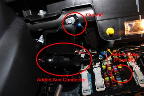 trouble   sts dash cam hardwire