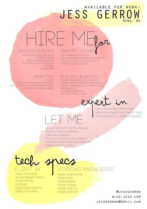 12 Beautifully Simple Resume Designs You Ll Want To by 12 Beautifully Simple Resume Designs You Ll Want To