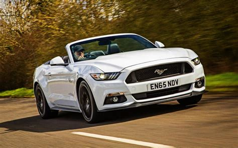 Ford Mustang Convertible Review Is This Droptop Muscle