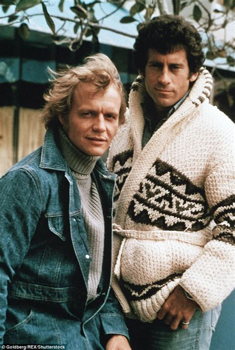 Starsky And Hutch Cast Where Are They Now - starsky hutch attend liverpool comic con daily
