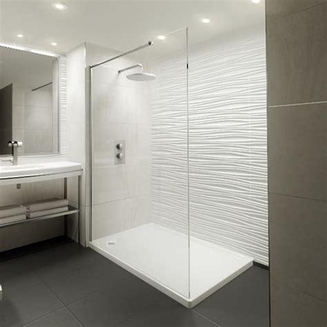 Convertire Vasca In Doccia by Elite 1400mm Walk In Shower Screen Shower Tray 8mm