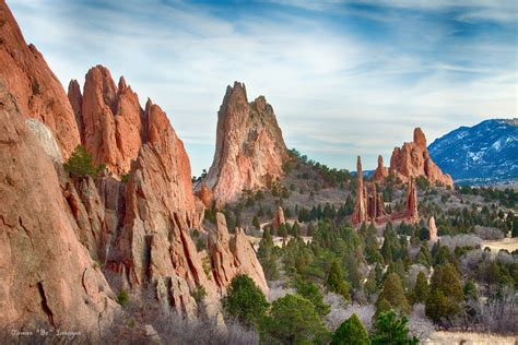 garden of the gods garden of the gods geological feature in colorado