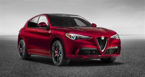 Alfa Romeo Stelvio Is The Italian Marque's First Suv Torque
