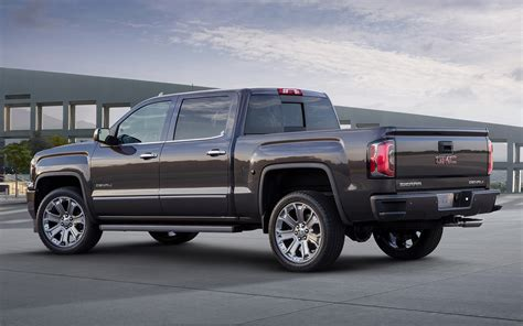 gmc sierra  denali ultimate crew cab wallpapers