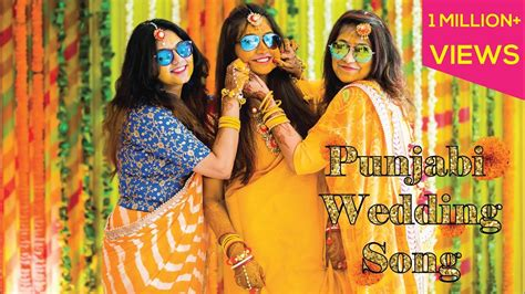 Punjabi Wedding Song (parichay Remix) Music Video