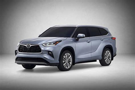 2020 Toyota Highlander by 2020 Toyota Highlander Unveiled In New York Autoevolution