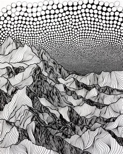 artist christa rijneveld creates beautiful mountainous