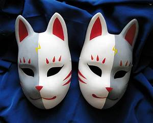 Image Gallery kitsune fox mask
