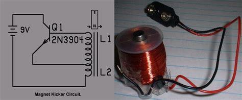 infrared electronic pendulum electrical engineering