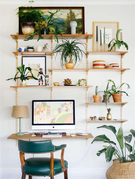 plante verte bureau 10 conseils pour aménager un bureau chez soi clem around