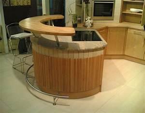 Küchen Mit Bar : prositex kueche bar ~ Markanthonyermac.com Haus und Dekorationen