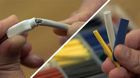 easy fixes  fraying cables video cnet