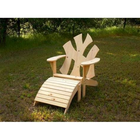 ny adirondack chair plan wwith hardware kits to make three