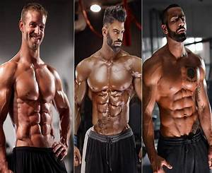 30 Top Male Fitness Model With Biography