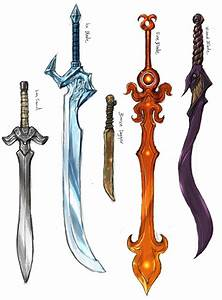 cool sword designs | Swords, Daggers, and Other Cool ...