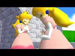 Super Mario 64 Princess Peach