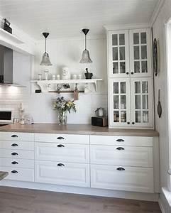 Ikea Küche Holz : die besten 25 ikea k che landhaus ideen auf pinterest ~ Michelbontemps.com Haus und Dekorationen