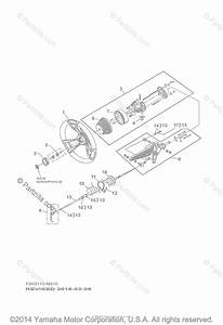 Yamaha Boat 2014 Oem Parts Diagram For Steering