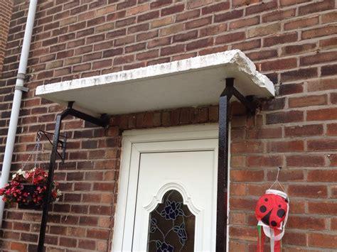 lintel required  window door canopy removal restoration refurbishment job
