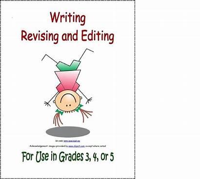 Writing Reading Teachersdojo Grades Lyons Revising Editing