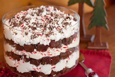 christmas desserts recipes christmas trifle recipe dishmaps