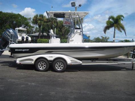 Ranger 2410 Bay Boat For Sale by Ranger Saltwater 2410 Bay Ranger Boats For Sale