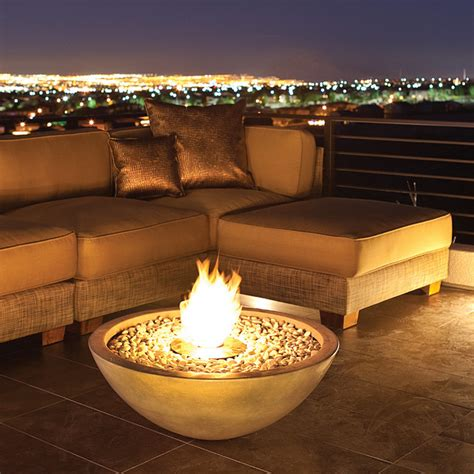 indoor outdoor pit ecosmart fire mix 850 indoor or outdoor fire bowl contemporary patio fire pit coffee table combo