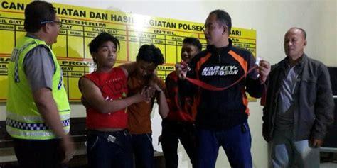 Aborsi Pil Jawa Tengah Teler Masuk Masjid Usai Tenggak Pil Koplo Ansori