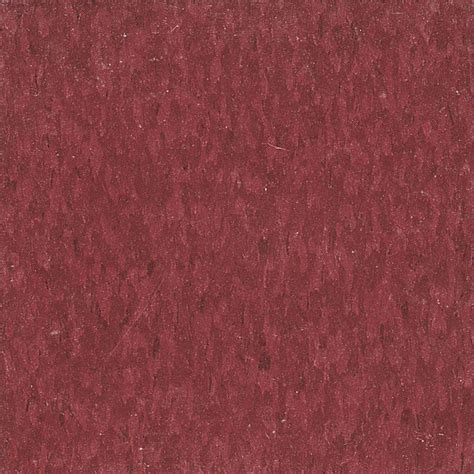 Armstrong Vct Tile Home Depot by Armstrong Imperial Texture Vct 12 In X 12 In Pomegranate