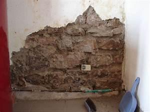 Peinture Pour Mur Humide : isolation des murs humides gallery of peinture ~ Dailycaller-alerts.com Idées de Décoration
