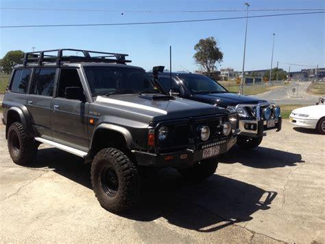 nissan patrol 1990 1990 nissan patrol ti 4x4 car sales qld gold coast